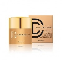 DD-крем маскирующий Deoproce Stem Cell Daily DE-Aging Cream 40гр. 23тон